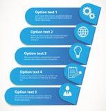 Infographics Lizenzfreies Stockbild