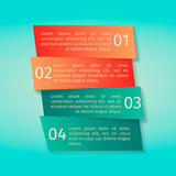 Infographics Απεικόνιση αποθεμάτων