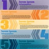 Infographics-02 Photos libres de droits