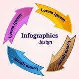 Infographics-07 illustration libre de droits