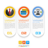 Infographics affärsmeddelande Fotografering för Bildbyråer