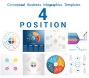 Infographics Business Conceptual Cyclic Processes   Stock Image