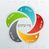 Infographics business royalty free stock photos