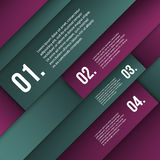 Infographics Cover royalty free illustration