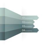 Infographics-Entwurf stock abbildung
