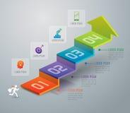 Infographics design. Stock Image
