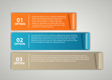 INFOGRAPHICS design elements vector illustration Stock Image