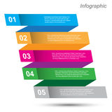 Infographics Design Template Stock Images