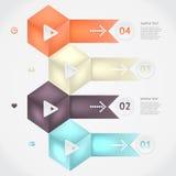 Infographics do vetor Imagem de Stock