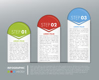 Infographics element Royalty Free Stock Images