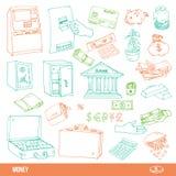 Infographics Elemente Stockfotografie