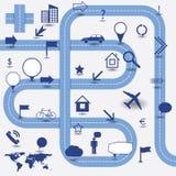 Infographics Elemente Stockbilder