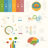Infographics elements Stock Photography