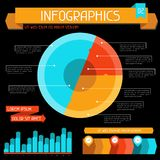 Infographics elements collection. Set 2. Infographics elements collection set 2 Stock Photography
