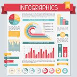 Infographics elements collection. Set 1. Infographics elements collection set 1 Stock Photo