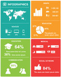 Infographics Elements. stock photography