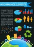 Infographics elements Royalty Free Stock Photo