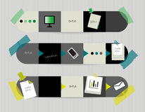 Infographics Elements. Royalty Free Stock Image