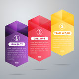 Infographics elements vector template. Abstract infographics elements concept with different stage and parts elements. Layout of data infographics. Timeline and Royalty Free Stock Image