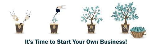 Infographics financial profit growth steps. Vector illustration vector illustration
