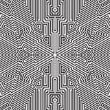 Infographics Futuristische vectorachtergrond Royalty-vrije Stock Afbeeldingen