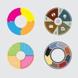 Infographics icon concept Royalty Free Stock Photo