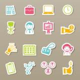 Infographics icons Stock Photos