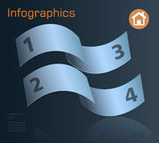 Infographics Royalty Free Stock Photo