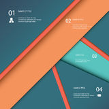 Infographics template vector. Infographic elements Stock Photography