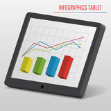 Infographics vector Royalty Free Stock Image