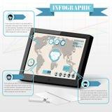 Infographics vector Stock Photo