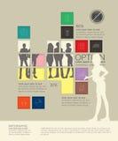 Infographics Stock Image