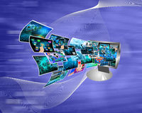 Informática  Imagem de Stock