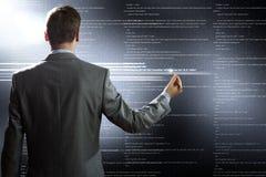Informáticas Foto de archivo libre de regalías