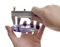 Información de medición Imágenes de archivo libres de regalías