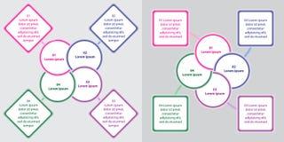 Información-gráfico Imágenes de archivo libres de regalías