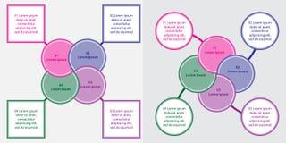 Información-gráfico Fotografía de archivo libre de regalías