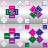 Información-gráfico Fotos de archivo libres de regalías