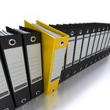 Información que clasifía y de ordenación Foto de archivo libre de regalías