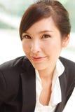Informal business woman Stock Image