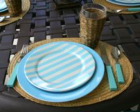 Free Informal Place Setting Stock Images - 179654