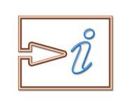 Informatie stock illustratie