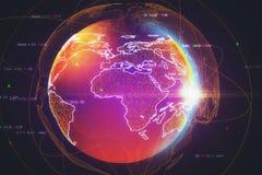 Informatie- en communicatietechnolgie Royalty-vrije Stock Afbeeldingen