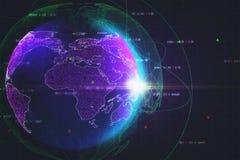 Informatie- en communicatietechnolgie Royalty-vrije Stock Fotografie