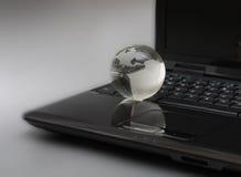 Informatietechnologie. Stock Foto