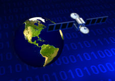 Informatietechnologie Royalty-vrije Stock Afbeeldingen