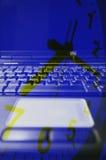 Informatietechnologie en tijd Stock Foto