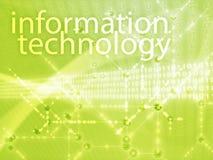Informatietechnologie illustratie Royalty-vrije Stock Foto