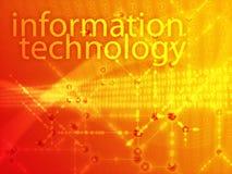 Informatietechnologie illustratie stock illustratie