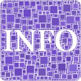 Information ! Images stock